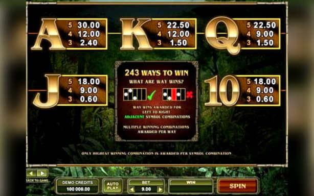 480% Match Bonus at Betway Casino