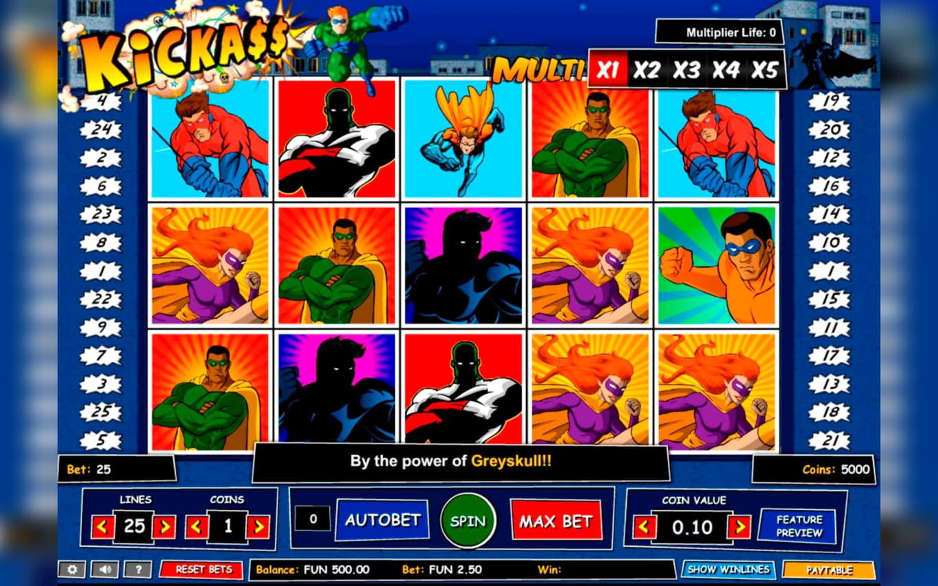 Eur 2345 No deposit casino bonus at Casino-X