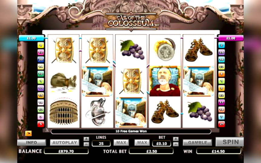 110 free spins no deposit casino at bWin Casino