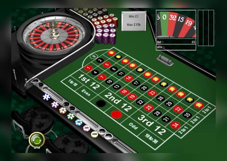 €320 Free chip at Gaming Club Casino