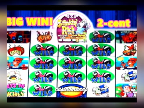 220% First deposit bonus at Lucky Nugget Casino