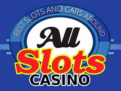 Schermata di All Slots Casino