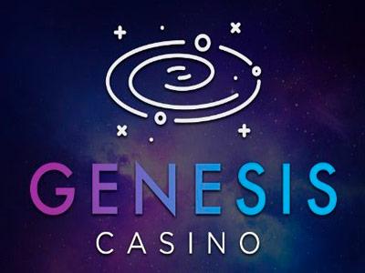 Schermata di Genesis Casino