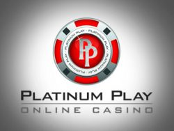 €290 Mobile freeroll slot tournament at Platinum Play Casino
