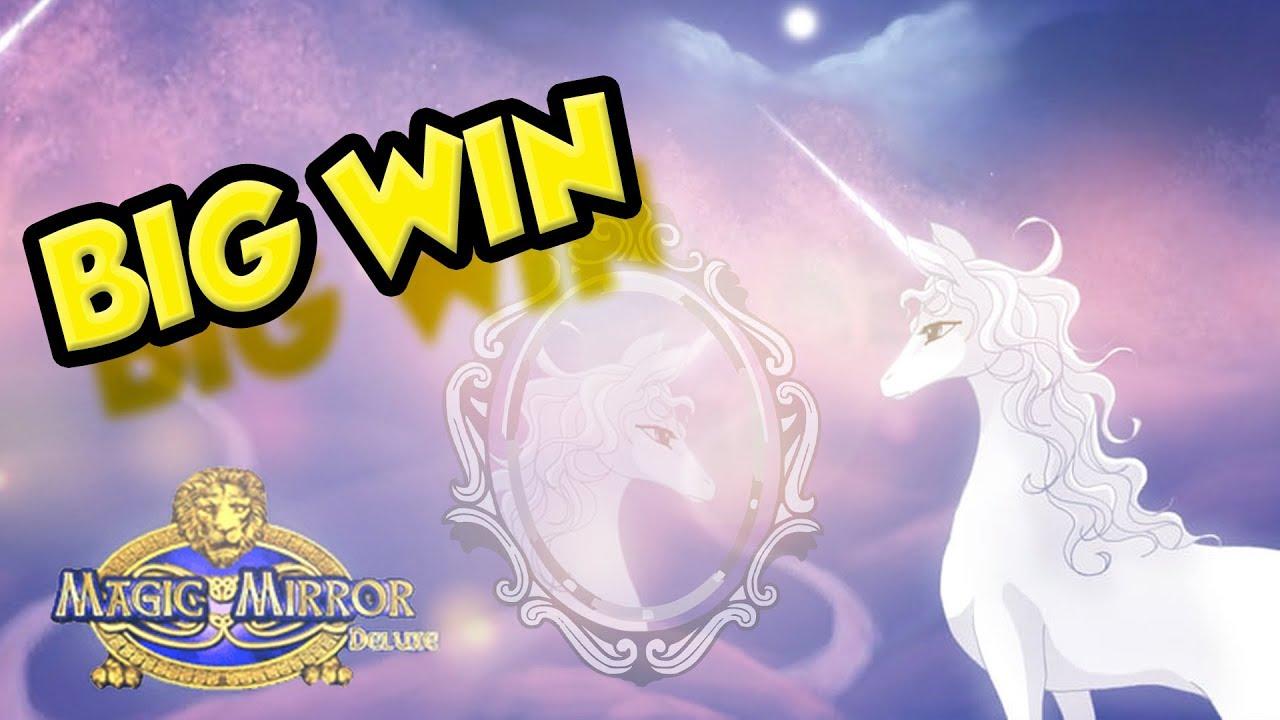 BIG WIN!!!! Magic Mirror deluxe 2 big win MAX BET - Casino - Highroll (High limit)