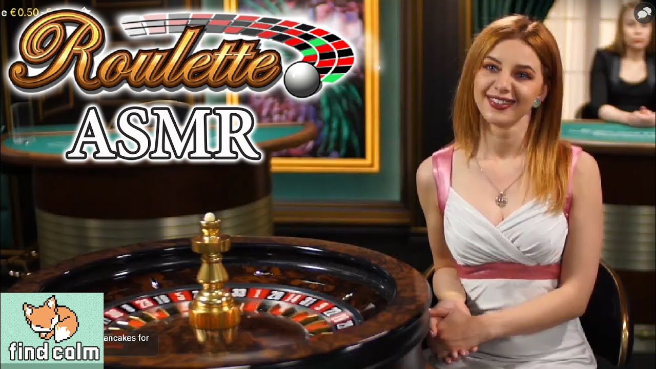 Roulette (Unintentional) ASMR 🎰 Relaxing Casino with Soft Spoken Mumbling Croupiers
